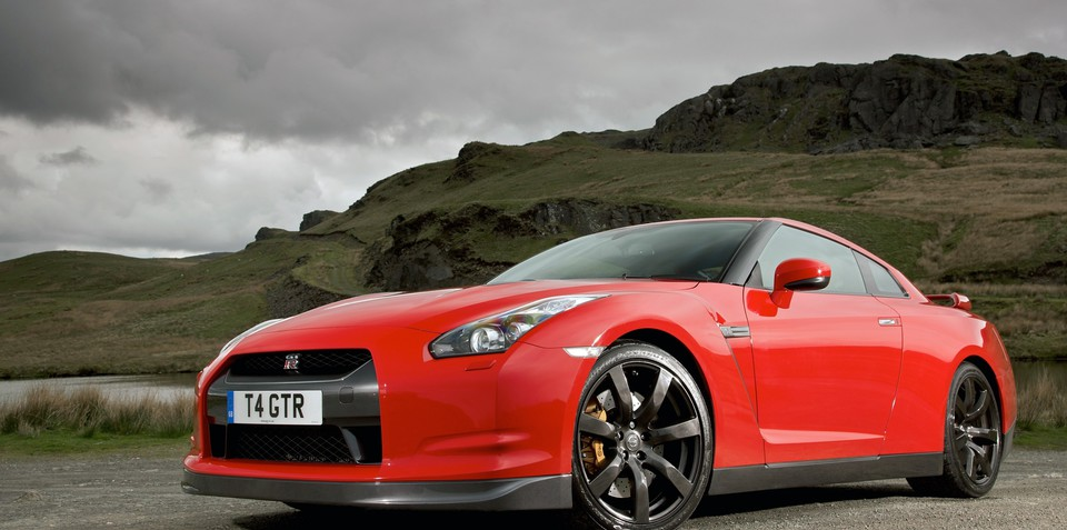 Nissan GT-R upgraded for European, UK markets