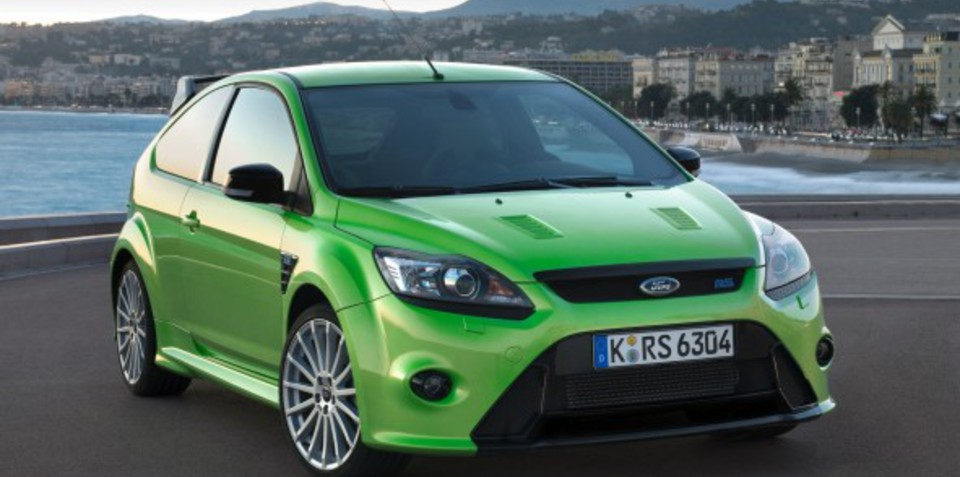 GGR launches 275kW Mk2 Ford Focus RS