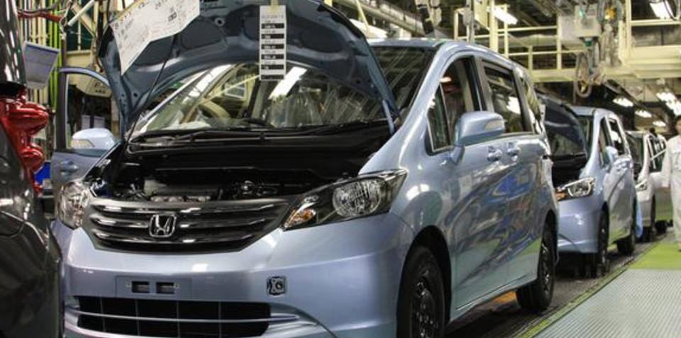 Honda opens new Asia, Oceania R&D centre