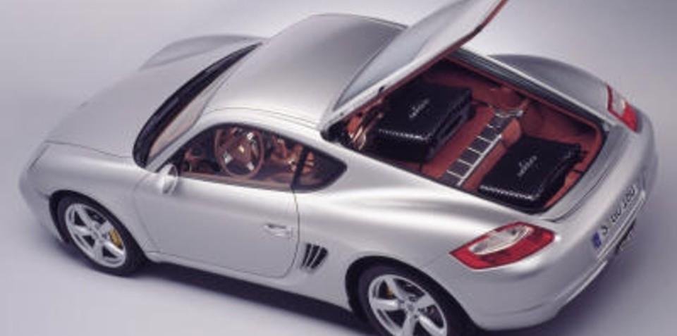 Porsche battles shoe company over use of Cayman name