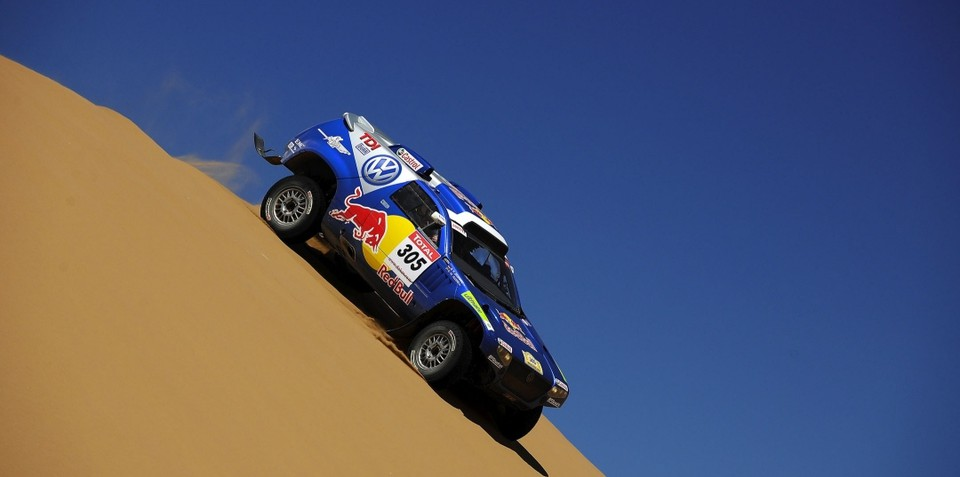 Volkswagen Touareg set to defend 'Dakar' title