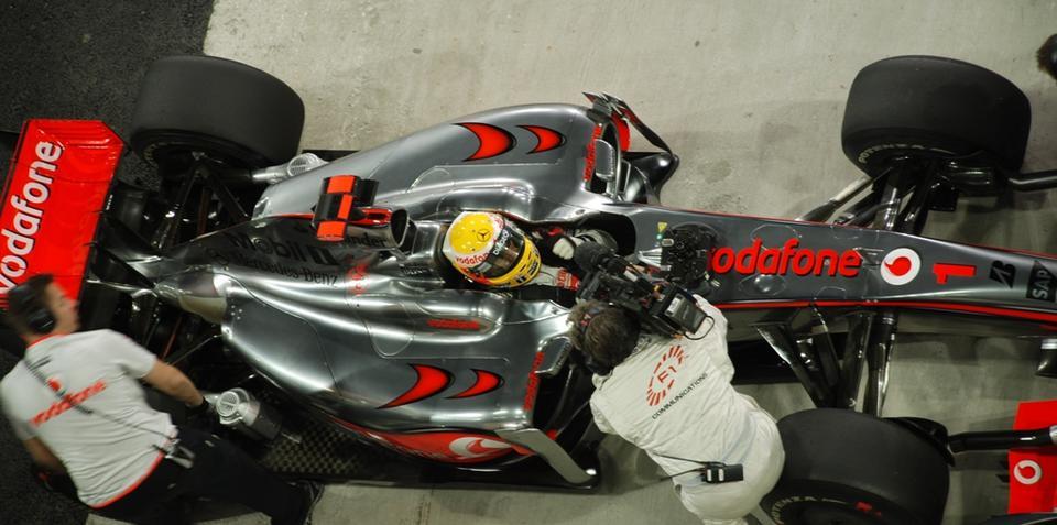 Formula One Abu Dhabi