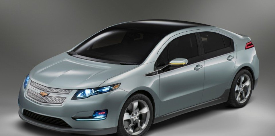 Chevrolet Volt considered for 2011 launch in Japan