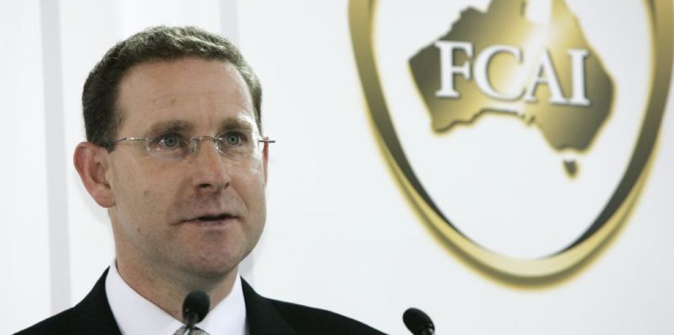 FCAI report car sales rise for first time in 16 months