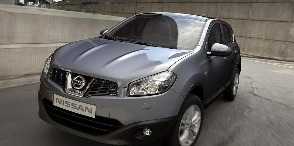 2010 Nissan Dualis, Pathfinder, Navara to debut at Geneva Motor Show