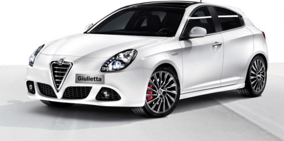 2010 Alfa Romeo Giulietta world preview
