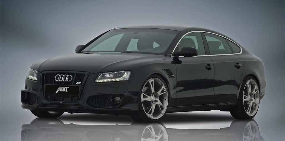 Audi AS5 Sportback by ABT