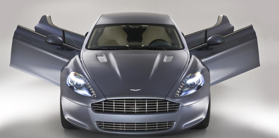 Aston Martin Rapide UK pricing announced