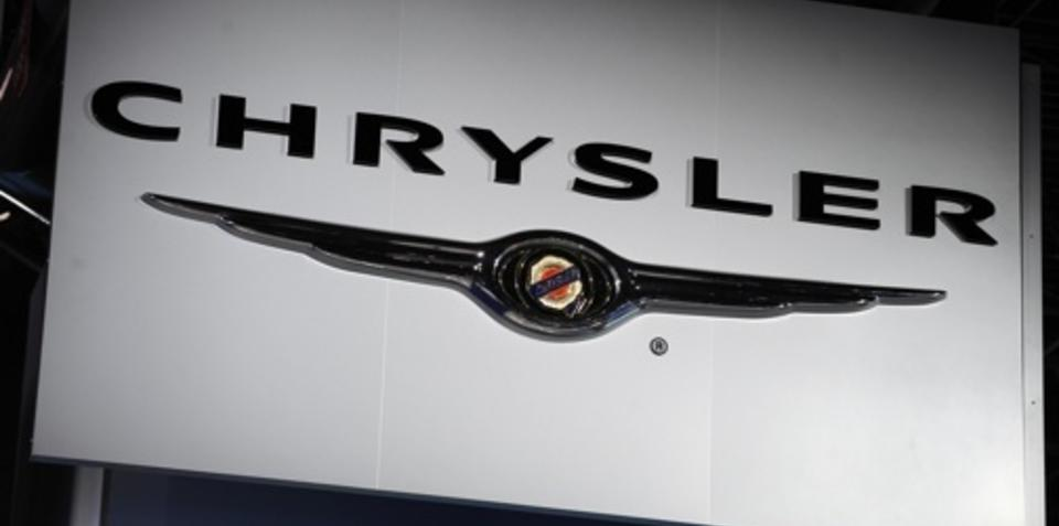 Chrysler's US sales lowest since 1962