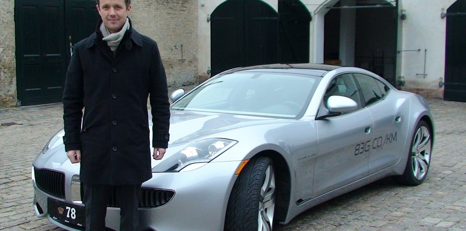 Fisker Karma - the Ultimate Green Car Teams up with Danish Crown Prince