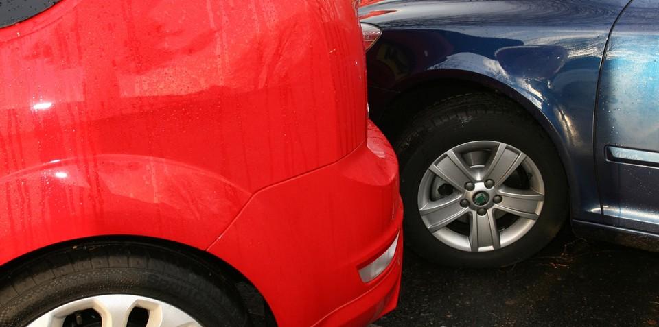 Majority of motorist would not confess to car park scrape