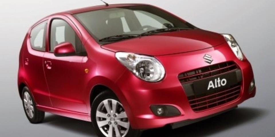 Suzuki Australia records best ever January sales