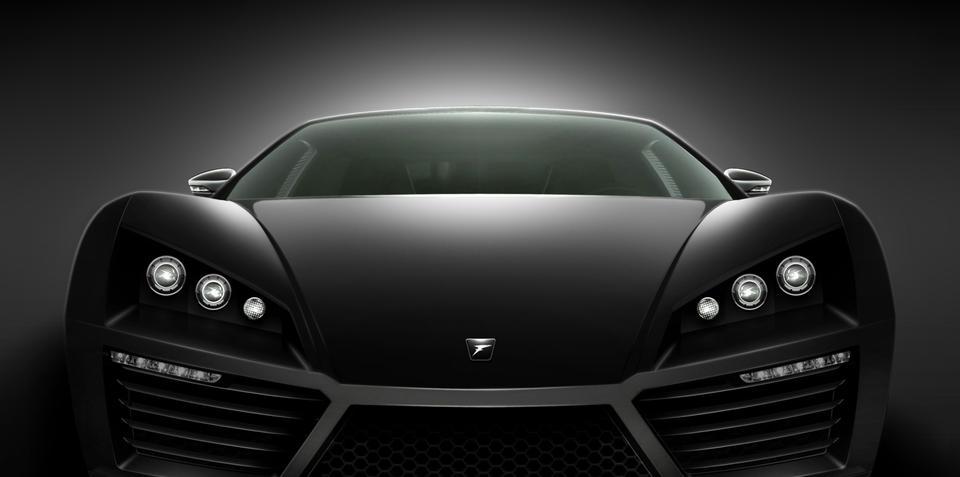 New Fenix supercar teaser pics released