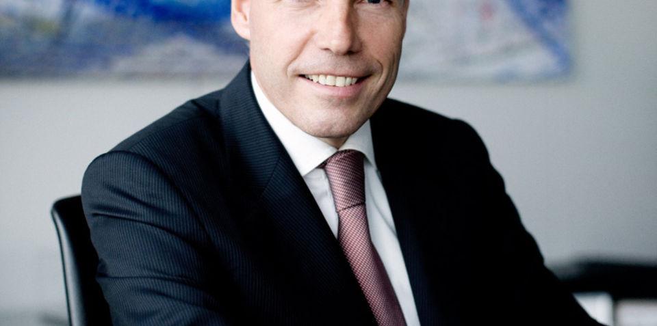 Rolls-Royce appoints new CEO