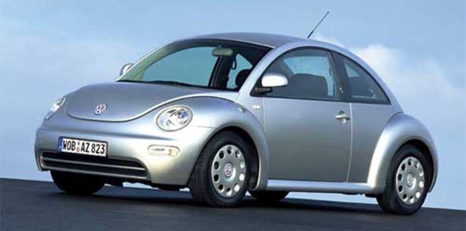 Volkswagen Beetle may grow