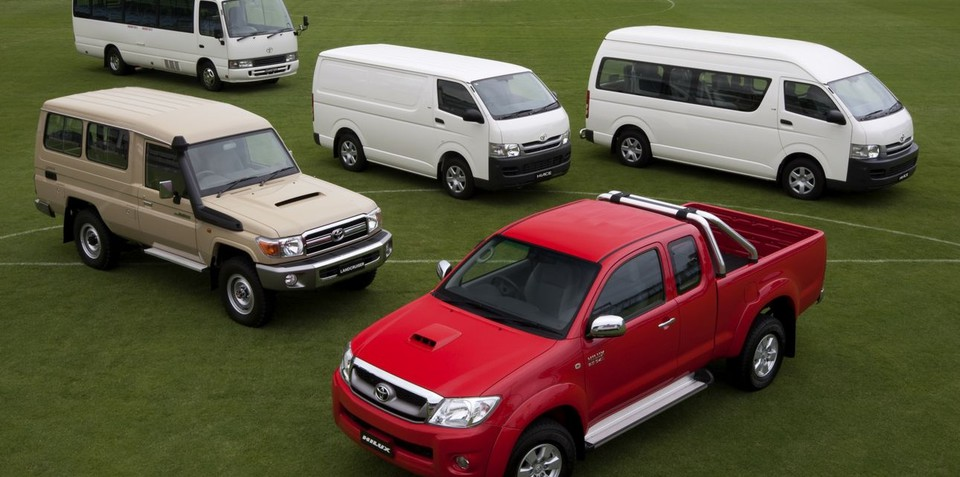 Toyota sees positive April result, HiLux still number-one seller