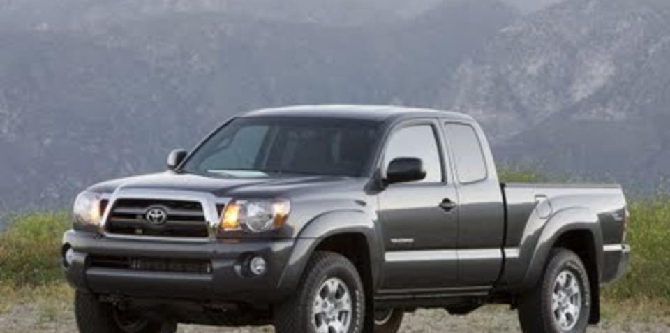 Toyota Tacoma added to growing recall numbers
