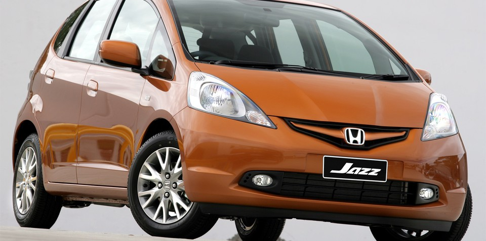 Honda Jazz Vibe limited edition released