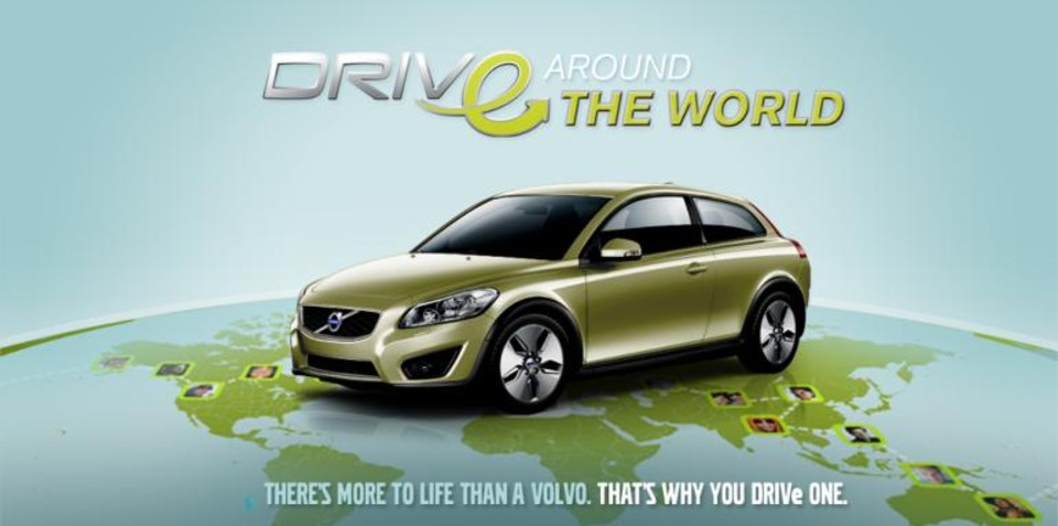 Volvo DRIVe Around the World challenge ends 63,000 strong