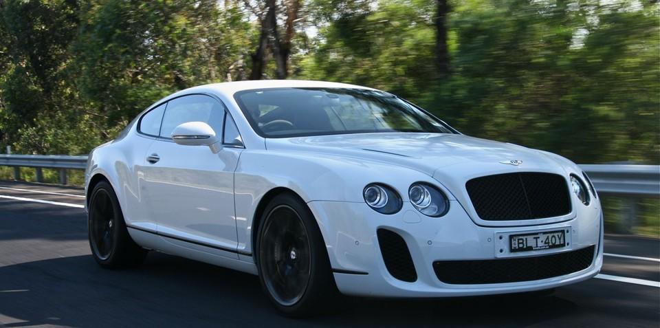 Bentley unveils new design direction