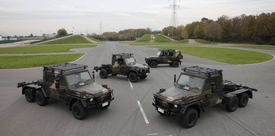 Mercedes-Benz G-Wagons begin Australian Defence Force delivery