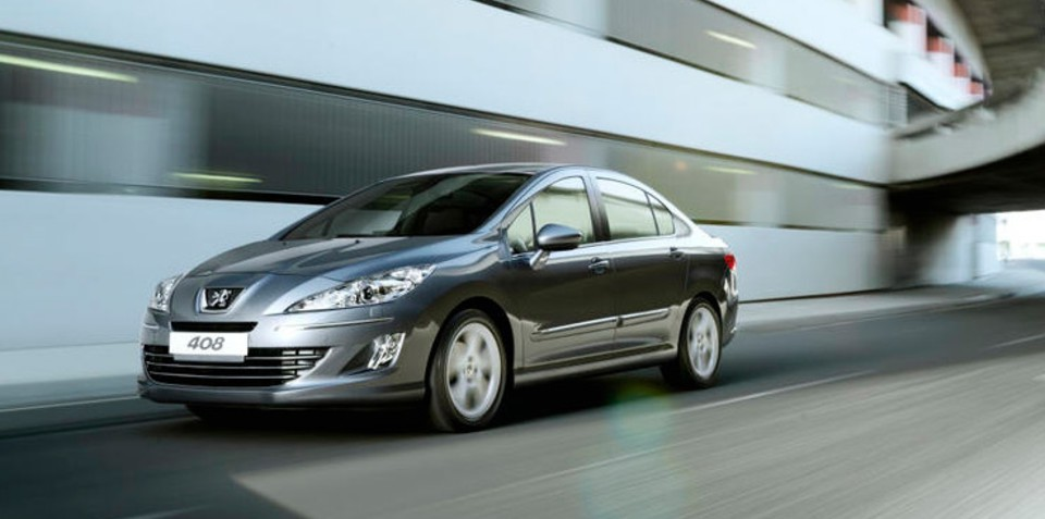 Peugeot 408 launched