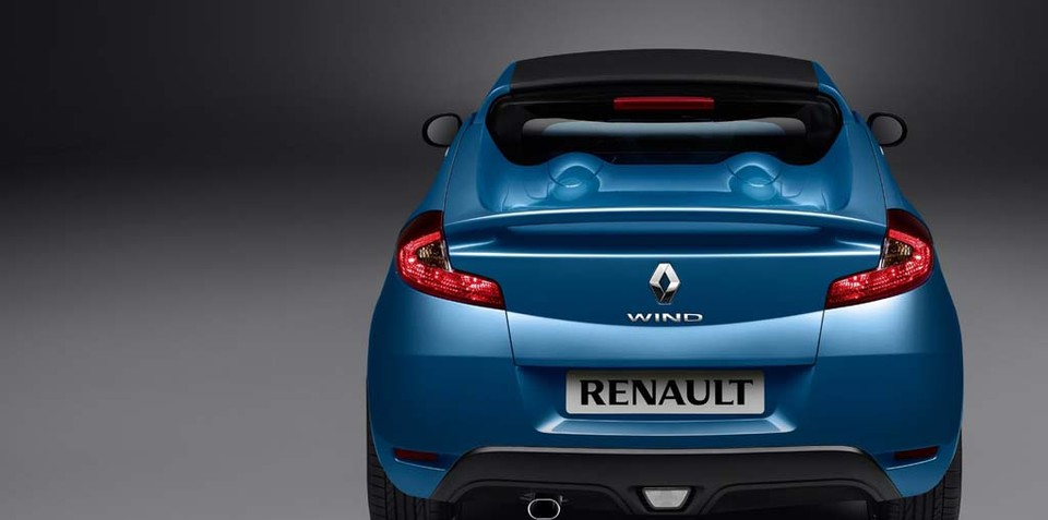 2010 Renault Wind to be unveiled at Geneva