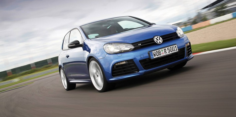 Volkswagen Golf R to be detuned in Australia