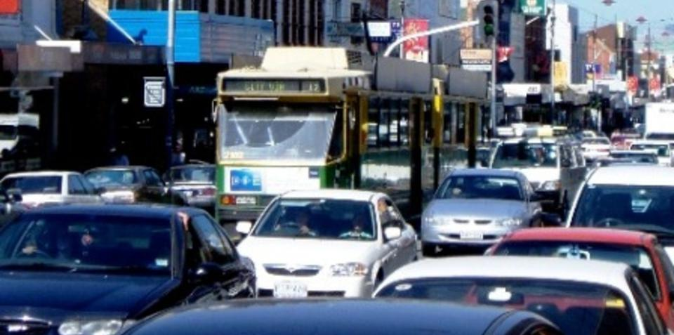 Vicroads' plan to ease congestion: make motorists walk