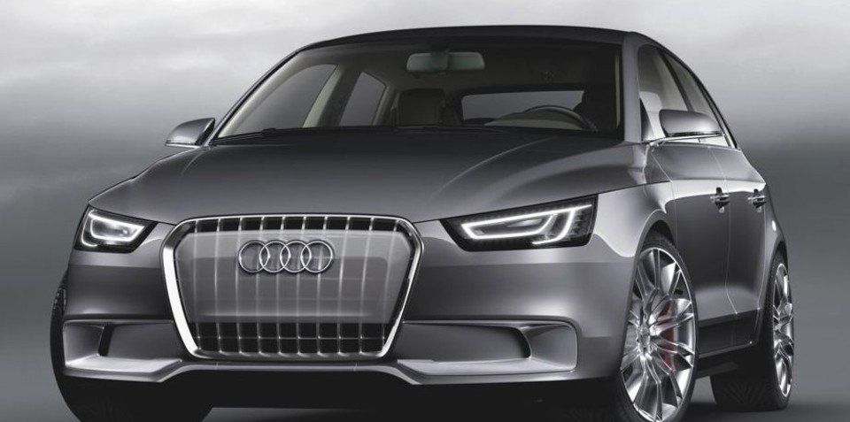 Audi A2 Electric on its way