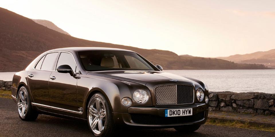 2011 Bentley Mulsanne details