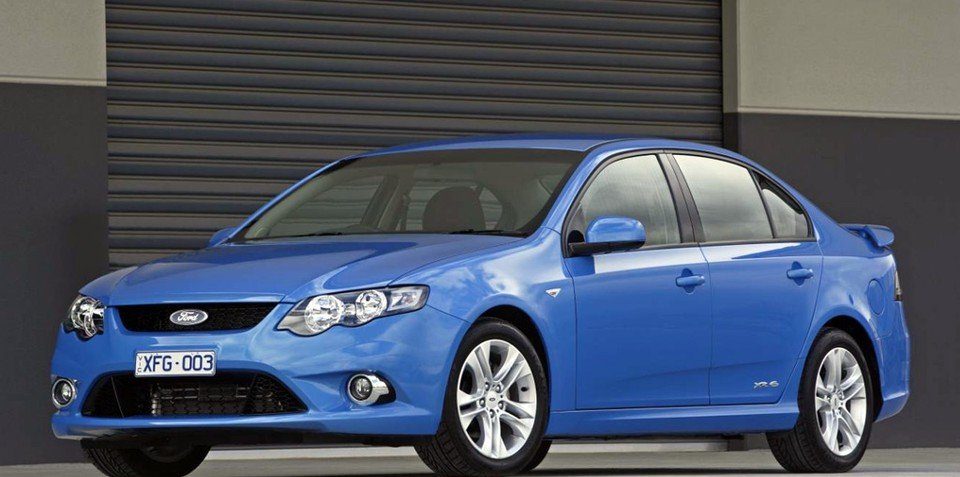 ford falcon xr6 review road test caradvice rh caradvice com au Ford Falcon FGX Q ford xr6 fg manual