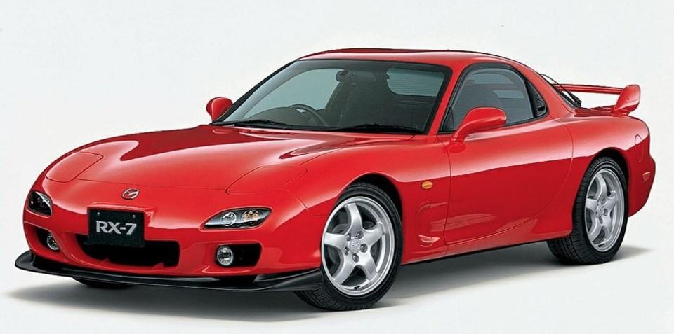 Mazda RX-7 potential revival?