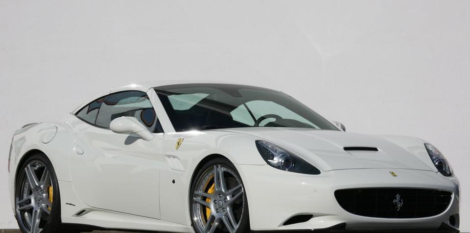 Ferrari California by Novitec Rosso