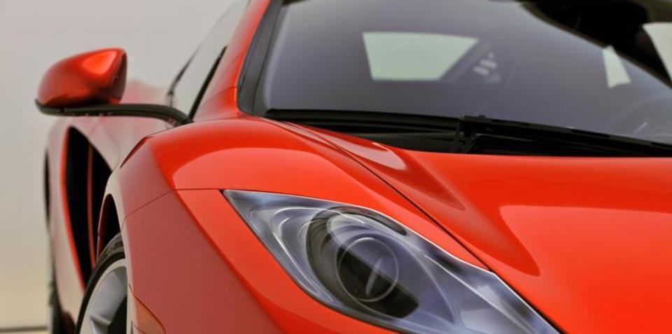 McLaren range planned, Australia confirmed as initial market
