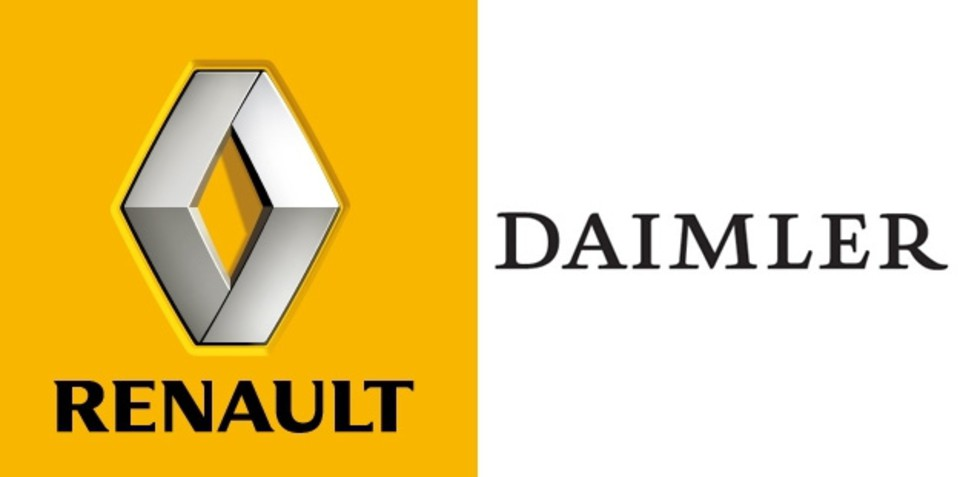 Renault and Daimler discuss potential future partnership