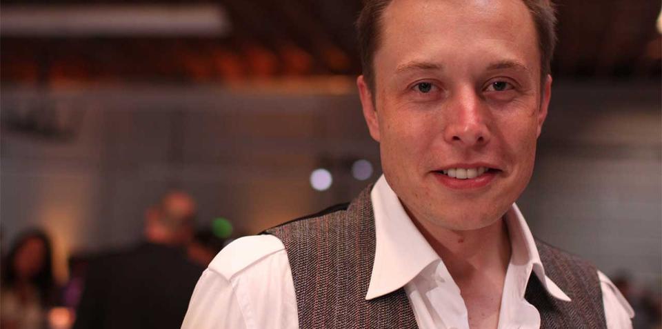 Tesla Motors Boss Elon Musk tells: How to make a small fortune