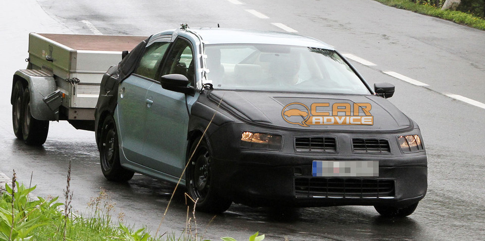 2011 Volkswagen Jetta Spy Photos