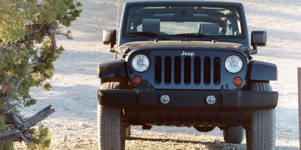 Chrysler recalls 570,000 US vehicles, Australian recall under investigation