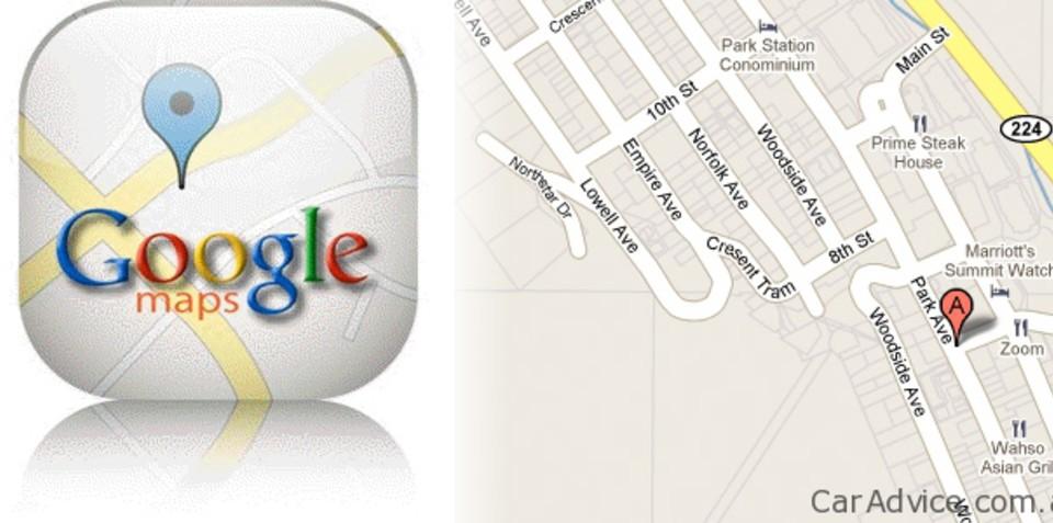 Struck Pedestrian Sues Google