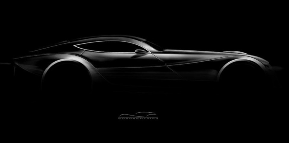 2012 Morgan EvaGT sketch teased before August debut