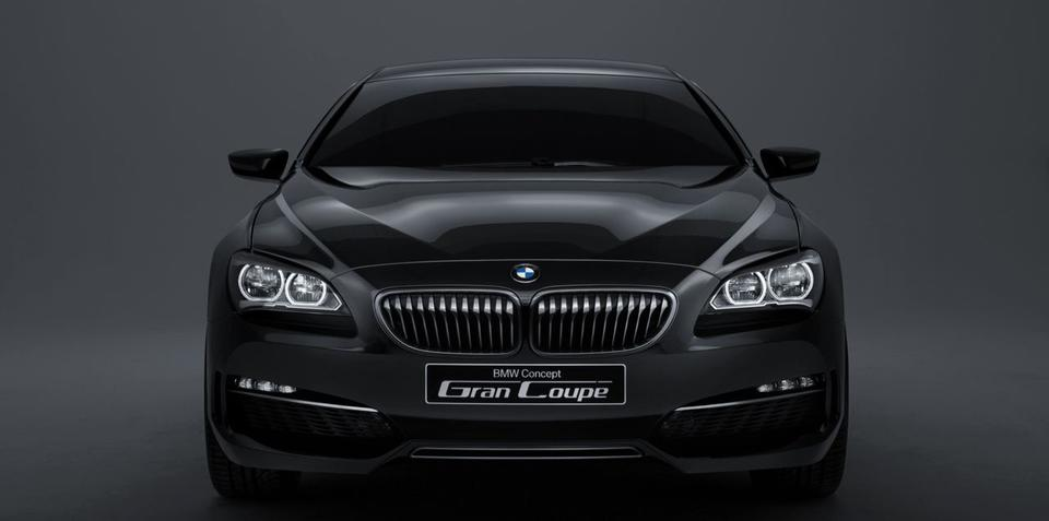 BMW Gran Coupe in 2012