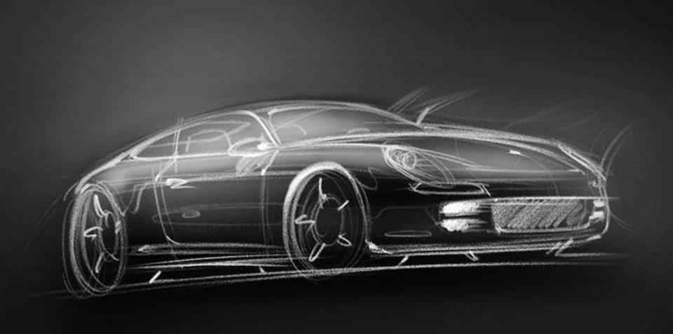Porsche Panamera GT/928