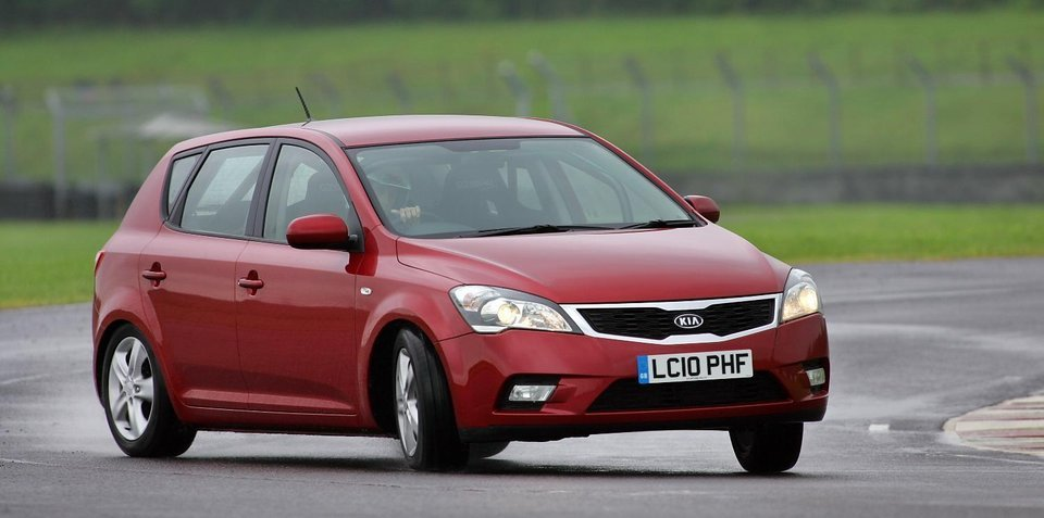 Kia cee'd Top Gear's new Reasonably Priced Car