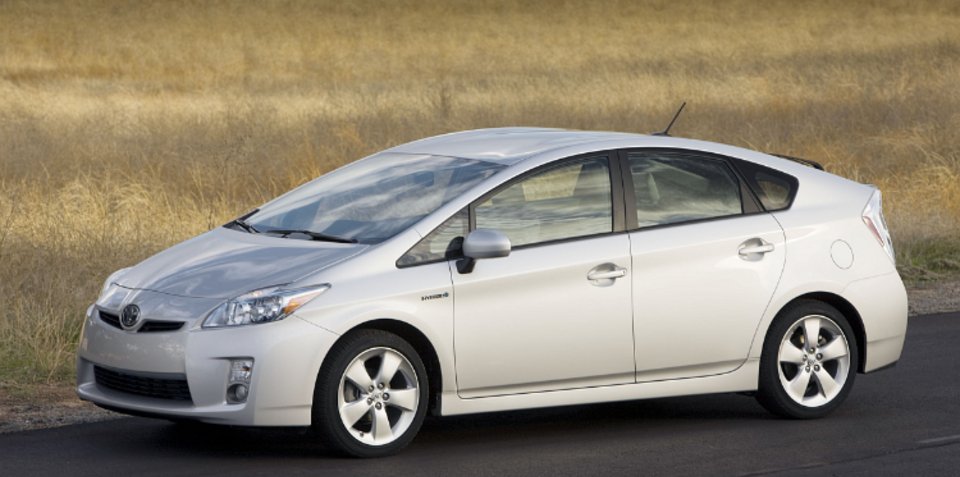 Toyota Prius remodel to also be built in the US