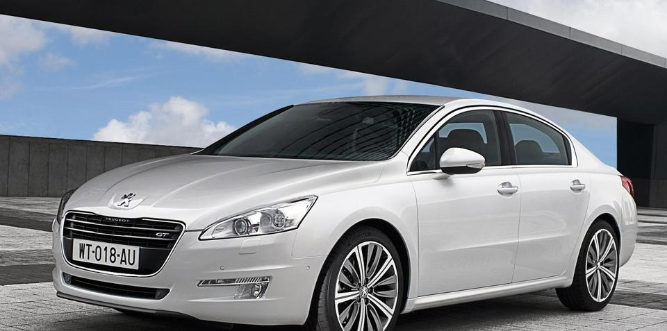 Peugeot 508 sedan confirmed for mid-2011 Australian launch, Touring late-2011