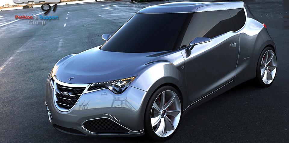 Saab 91 Concept