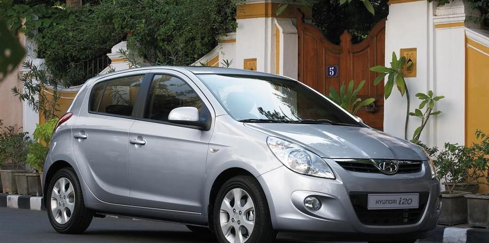 Hyundai i20 Preview