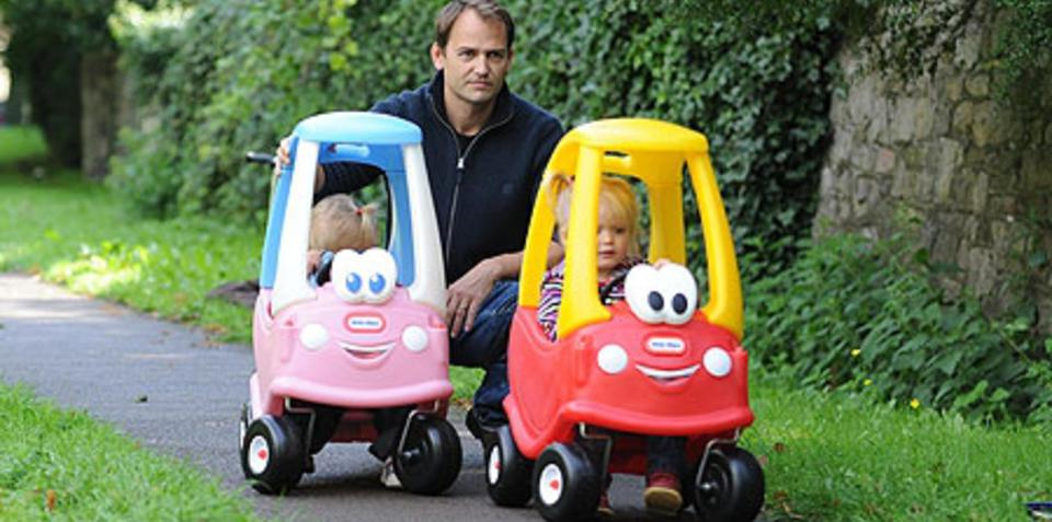 Ben Collins sacked as Top Gear's Stig and replaced already