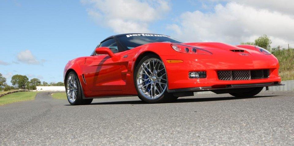 Chevrolet Corvette mid-engined rumours denied, hybrid possible